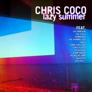 chris-coco-lazy-summer-album-artwork