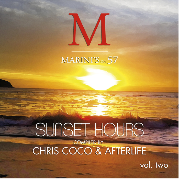 marini album cover